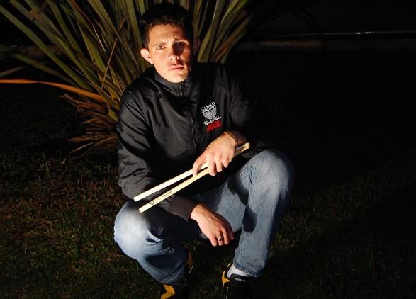 Sabian Cymbals - Vater - Urban Boards - Clodoaldo Paiva