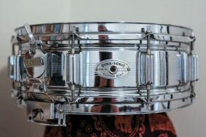 Rogers - Dyna-sonic - 1963 Caixas vintage / Snare vintage