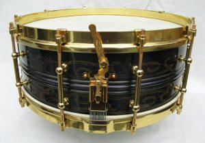 Slingerland Black Beauty 1921 Caixas vintage / Snare vintage